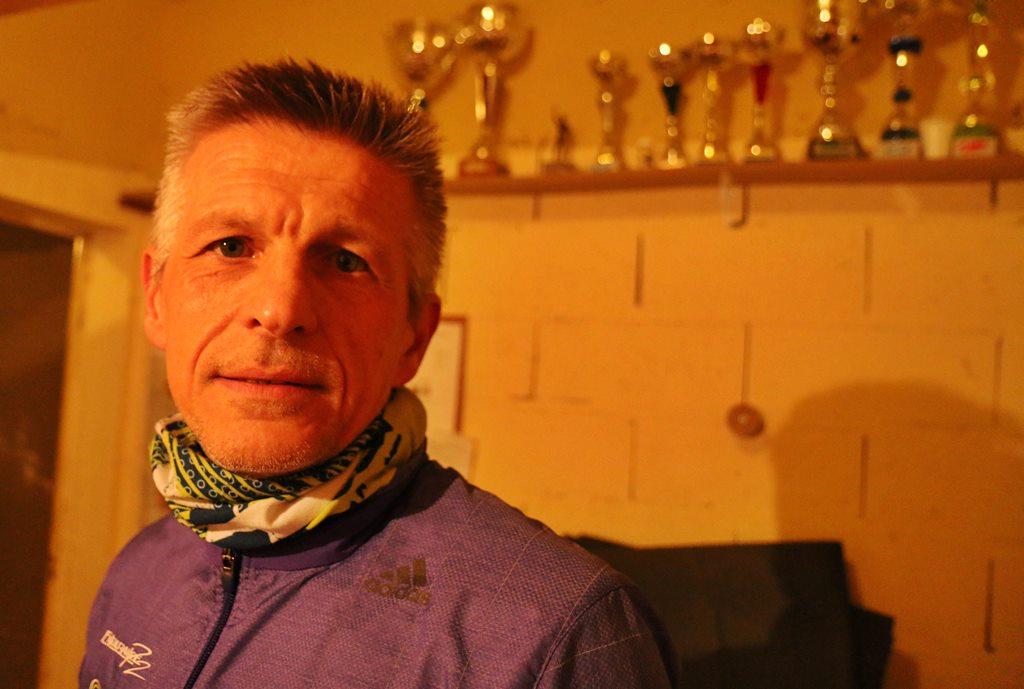 Régis Pernet veut désormais se battre sur le terrain du cross