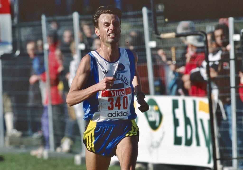 Bruno Le Stum deux fois sacré champion de France de cross en 1991 et 1999