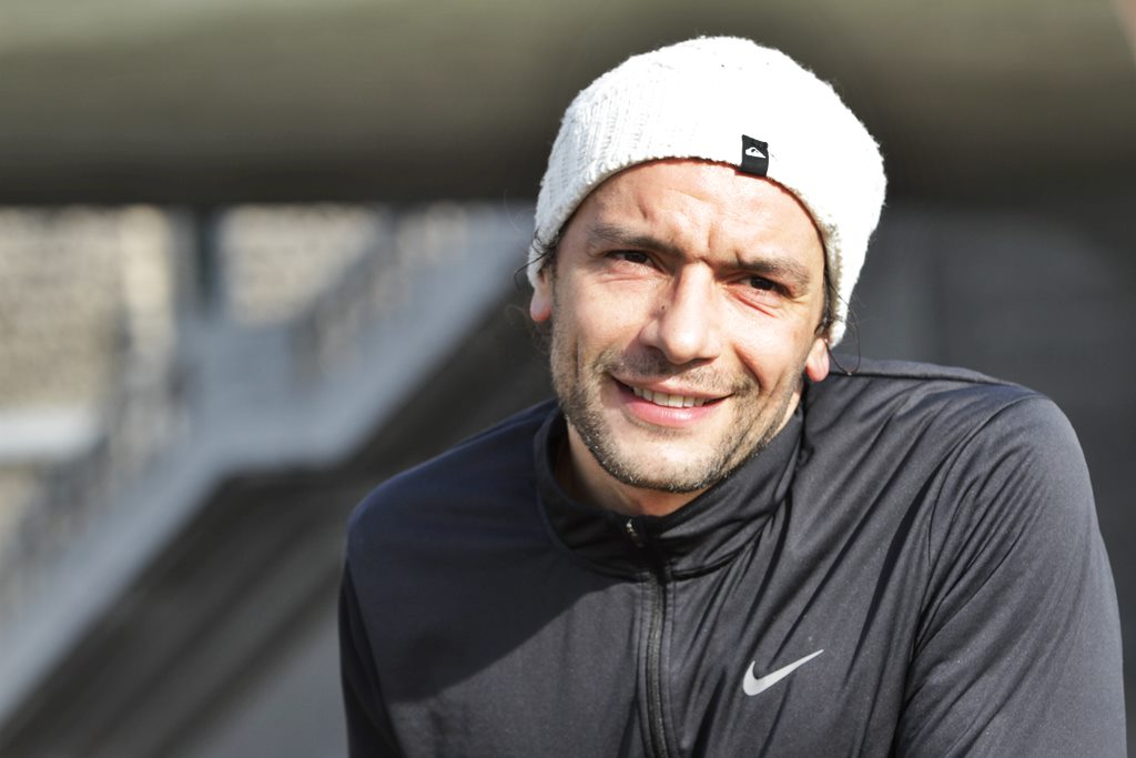 Farouk Madaci entraîneur de Vincent Luis
