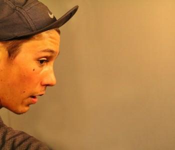 Vincent Luis, triathlète et crossman