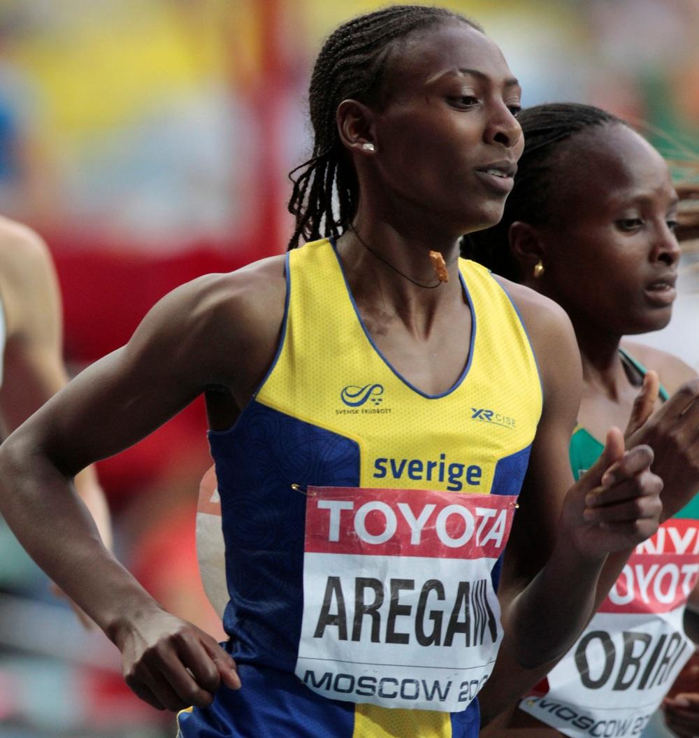 La carrière d'Abeba Aregawi a été stoppée par le meldonium