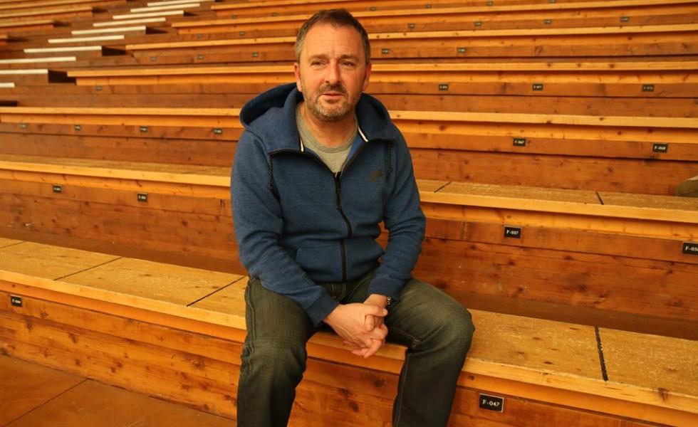 Bruno Gajer le coach de Pierre Ambroise Bosse