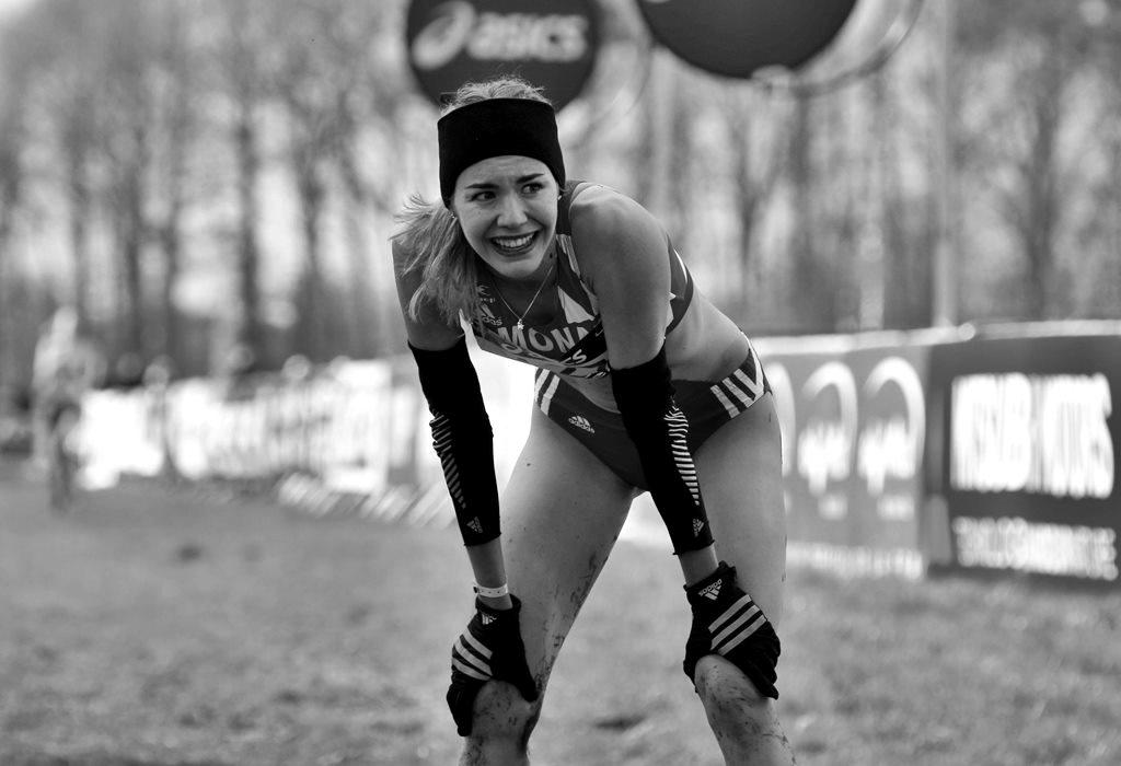 Cassandre Beaugrand, vainqueur chez les juniors filles
