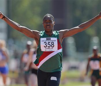 Caster Semenya, un record du monde pour bientôt ?