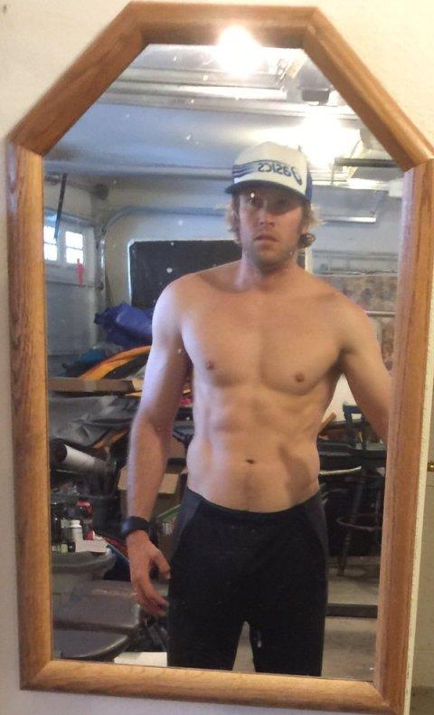 Le nouveau physique de Ryan Hall