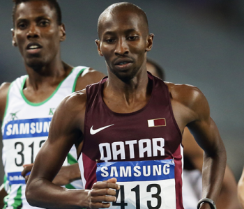Un autre athlète de Jama Aden suspendu pour dopage