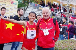 Liu Hong et Sandro Damilano