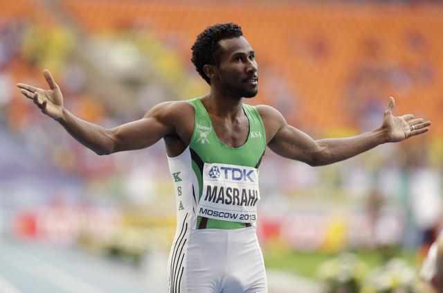 Youssef Masrahi, le Saoudien, entraîné par John Smith