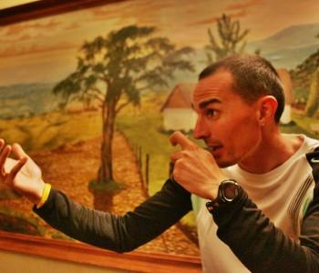 Gianni Di Madonna, inquiet de la situation au Kenya