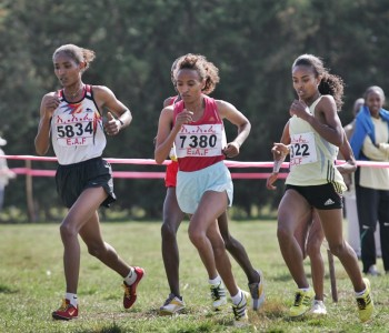 Mondial de cross: Genzebe Dibaba et Asbel Kiprop, un relais de légende