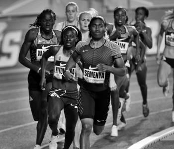 Caster Semenya et les hyperandrogynes mises sur la sellette par l'IAAF