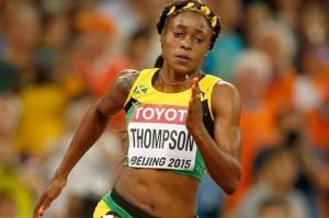 Elaine Thompson