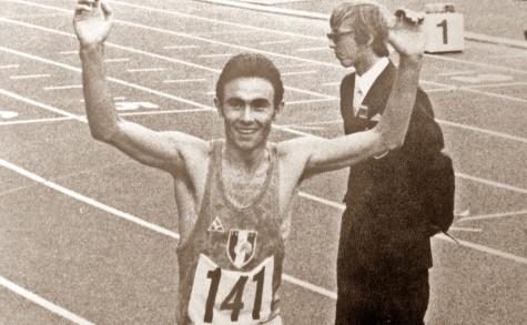 Jean Paul Villain, la bête noire du steeple des années 70