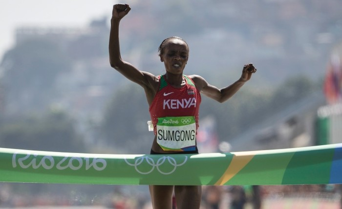 Dopage: Jemimah Sumgong, suspendue pour huit ans supplémentaires