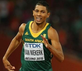 Dieu et le record du monde du 400 mètres de Van Niekerk