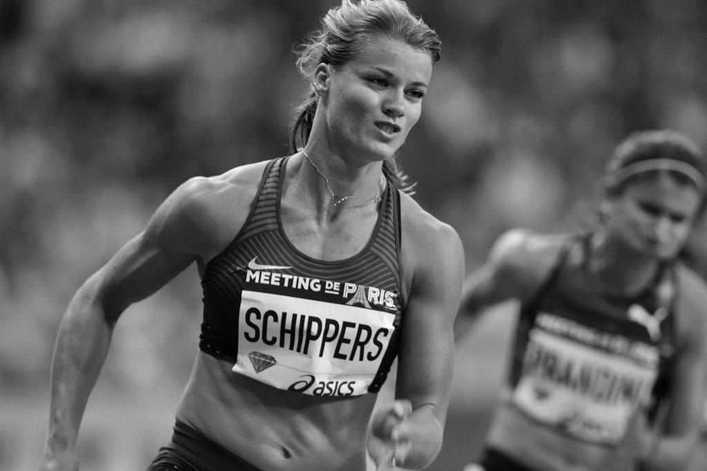 Diane Schippers impériale sur 200 m