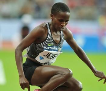 Ruth Jebet, championne olympique du steeple contrôlée positive ?