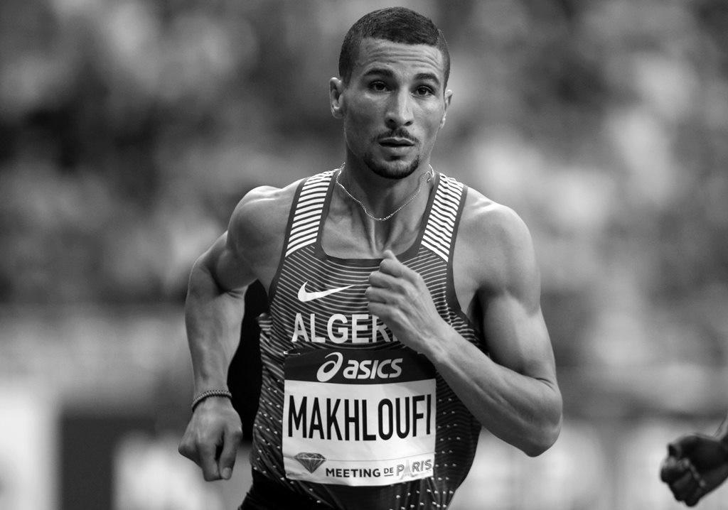La communauté algérienne a ovationné Taoufik Makhloufi