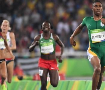 Caster Semenya, une domination extravagante sur le 800 mètres