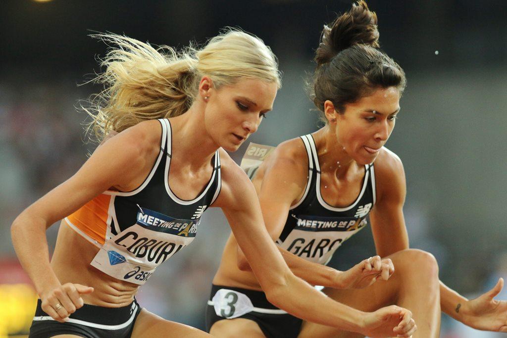 Emma Coburn médaillée de bronze aux J.O. de Rio