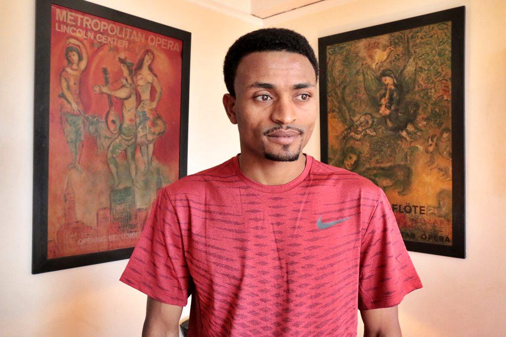 Fikadu Dejene, un bon junior interdit de compétition et persécuté par le gouvernement éthiopien