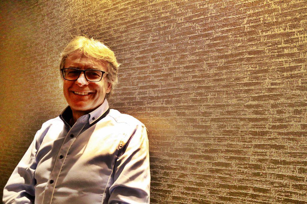 Gianni Di Madonna, le manager de Mary Keitany