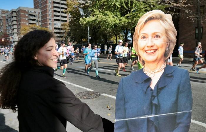 Marathon de New York, les élus de tous