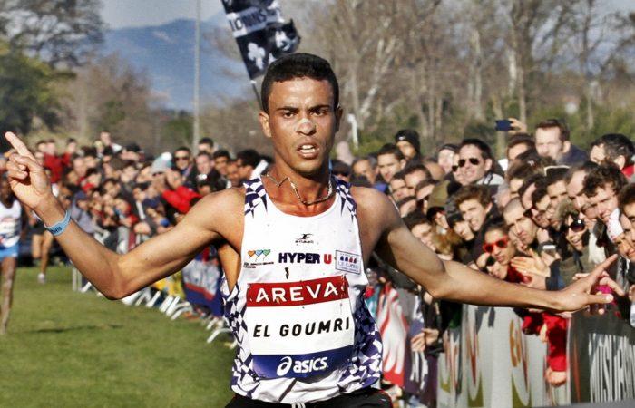 Othmane El Goumri, de retour après sa suspension pour dopage