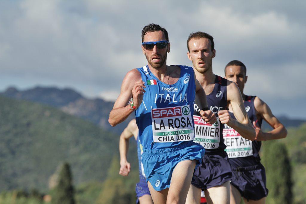 Timothée Bommier et Abdellatif Meftah en marathoniens