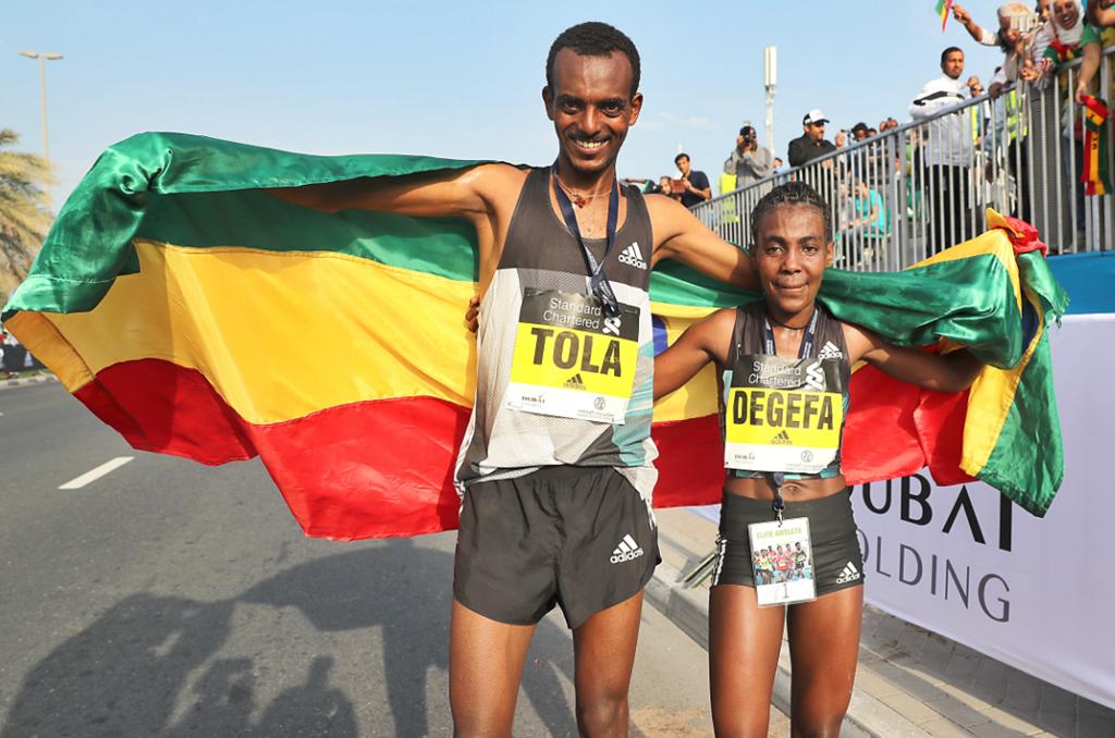 Marathon de Dubai 2017