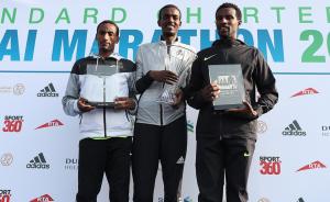 Marathon de Dubai 2017 3