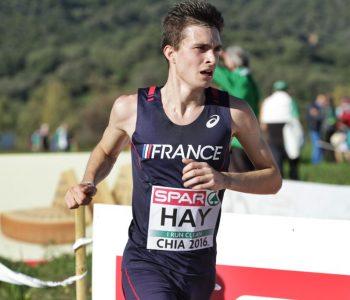 Hugo Hay,  le sport, c'est le reflet de la société