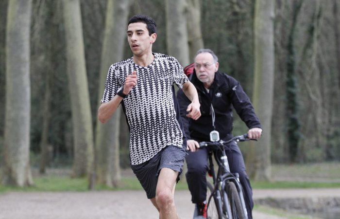 Hassan Chahdi, « c'est un marathonien type »