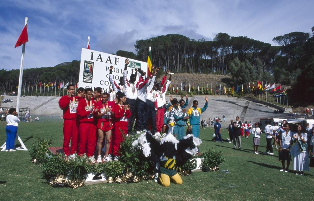 Mondial de cross 1996 Stellenbosch 14