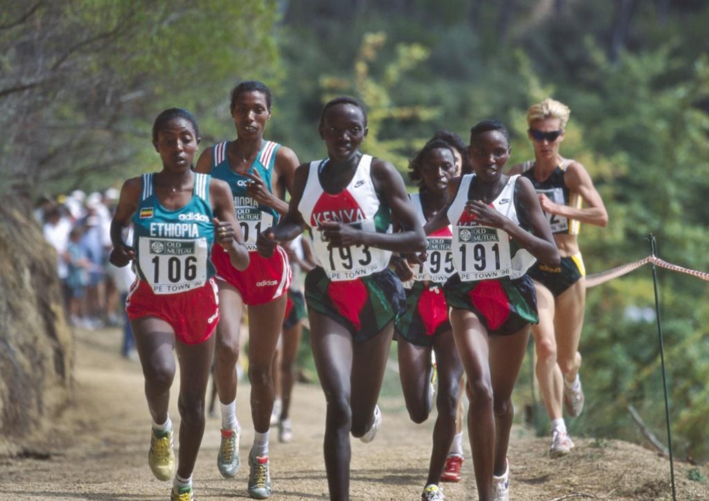 Mondial de cross 1996 Stellenbosch 16
