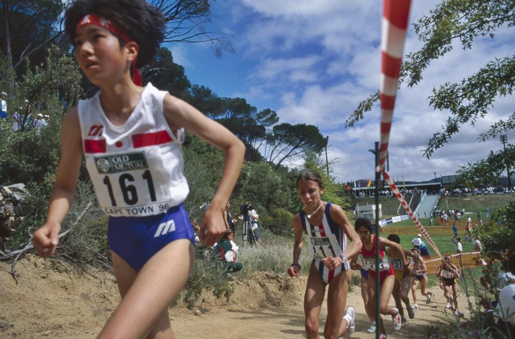 Mondial de cross 1996 Stellenbosch 2