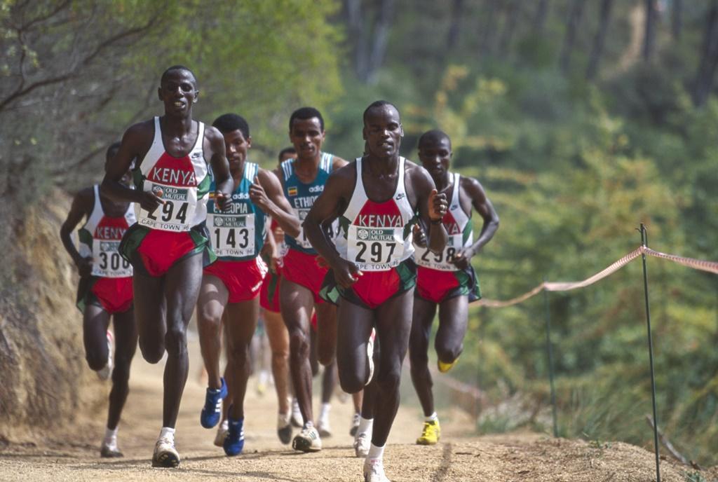 Mondial de cross 1996 Stellenbosch 21