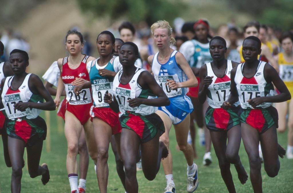 Mondial de cross 1996 Stellenbosch 6