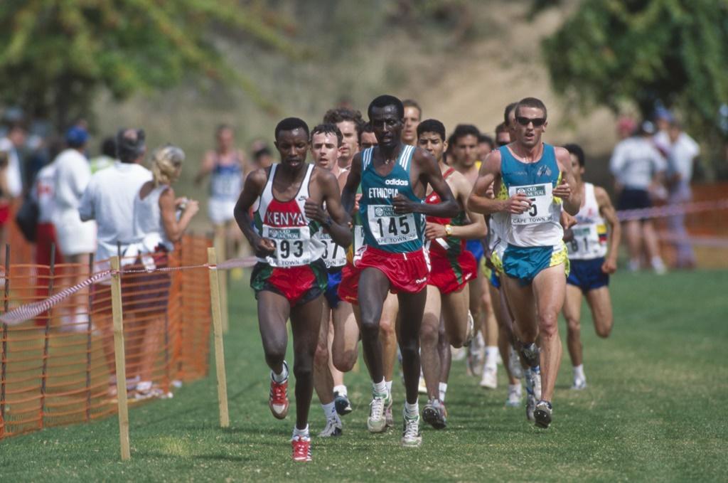 Mondial de cross 1996 Stellenbosch 7