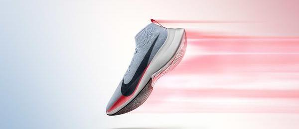 L'IAAF valide la chaussure Nike 4%
