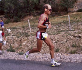 Dominique Chauvelier, le mythe des 240 km semaine