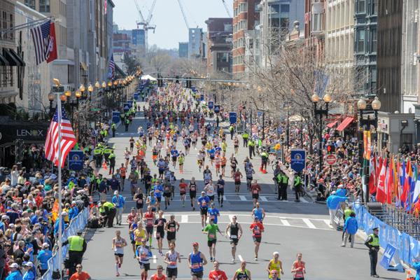 La sinistre bévue d'Adidas, pour le marathon de Boston