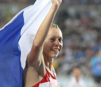 La Russe Chernova perd une 3<sup>ème</sup> médaille pour dopage