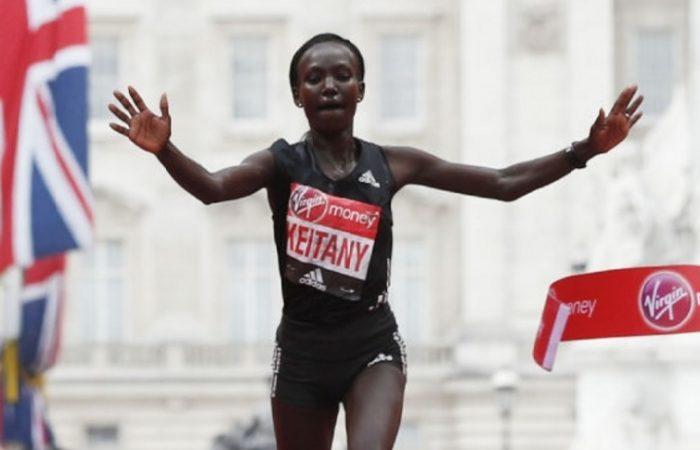Marathon de Londres, la bombe Mary Keitany
