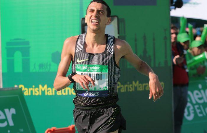 Marathon de Paris, je vais lui dire « je t'aime »