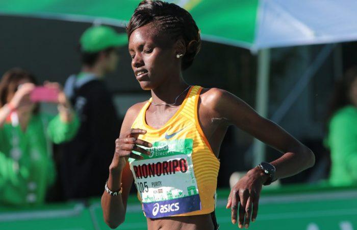 Marathon de Paris: les chronos féminins s'envolent