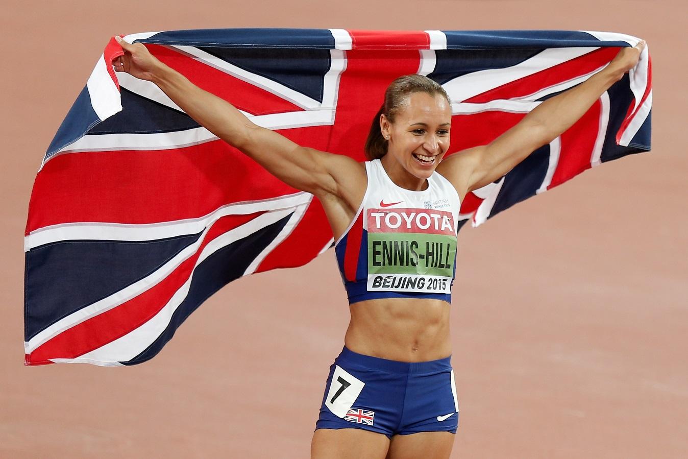 Jessica Ennis Hill (photo IAAF)