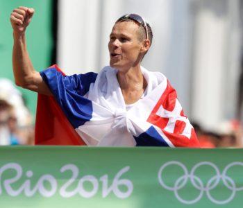 Dopage: le champion olympique de marche, Matej Toth, mis en cause