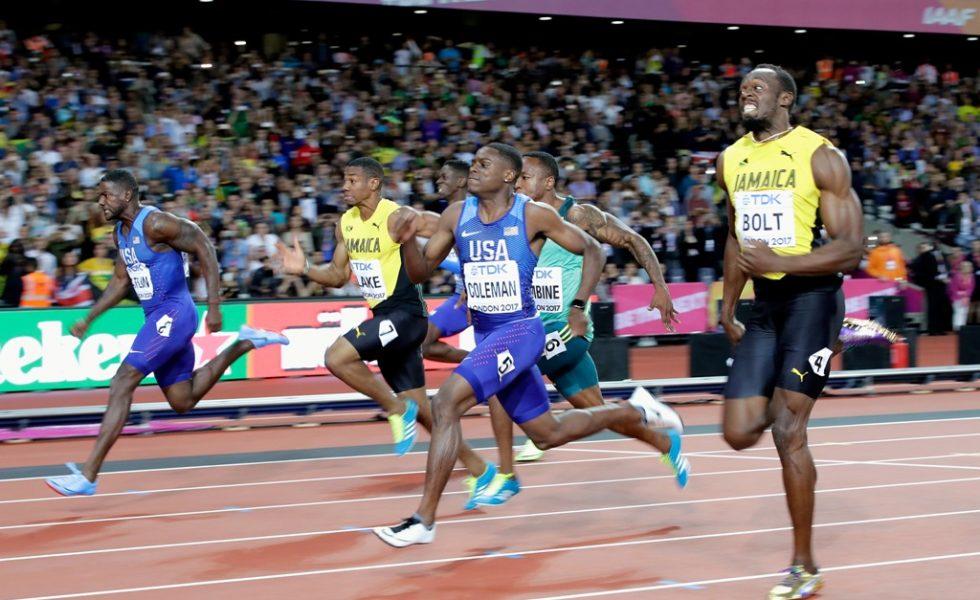Analyse: Usain Bolt, son dernier 100 mètres à la loupe