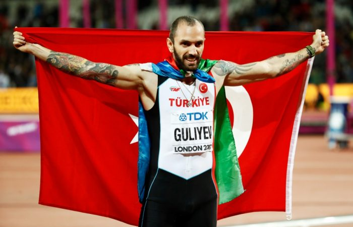 Analyse: Guliyev champion du monde, entre Turquie et Azerbaïdjan